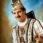 1984: Sjtadsprins Carl I