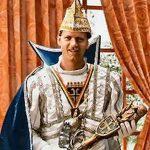 1985: Sjtadsprins Ron I