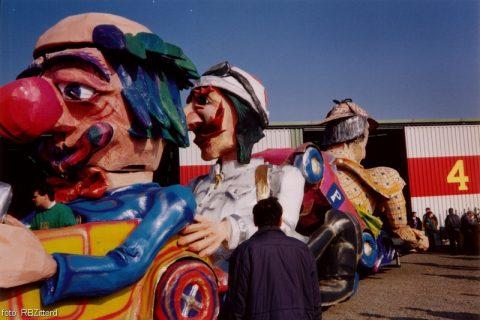 1992: Buurt Riekswaeg Noord