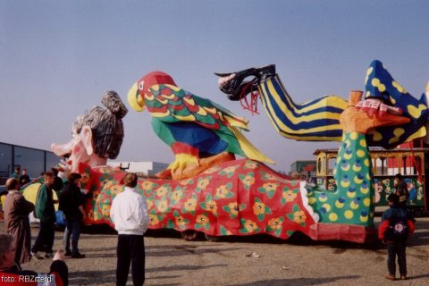 1992: Buurt Rondjom de Groote Kirk
