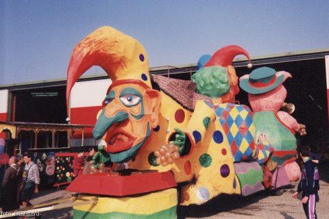 1992: Waageboewesj Buurt Sjteivig