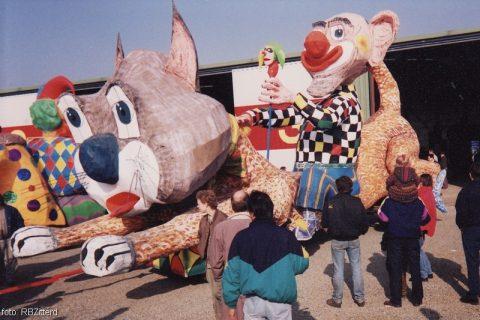 1992: Buurt Riekswaeg Zuid