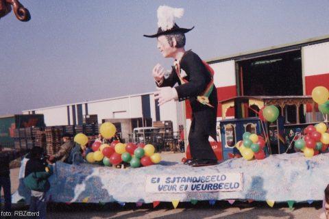 1992: Buurt Paesjsjtraot