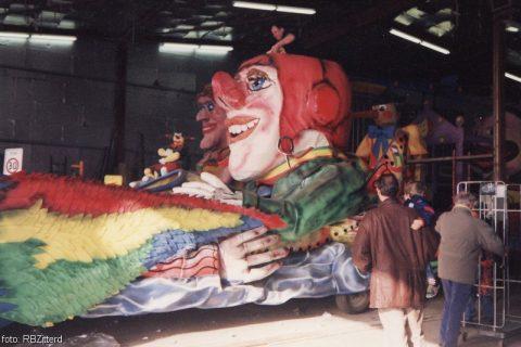 1992: Praalwage Sjtadsprins Sjuul IV