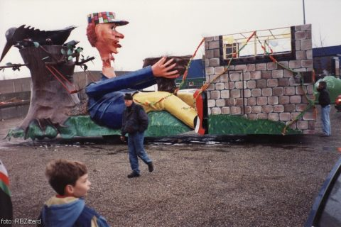 1993: CV de Kraoë