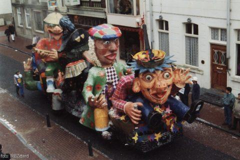 1993: Klup de Sjnaake