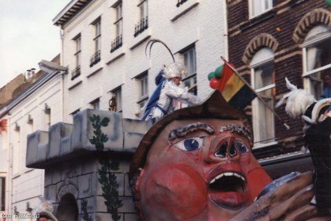 1993: Praalwage Sjtadsprins Joep VIII