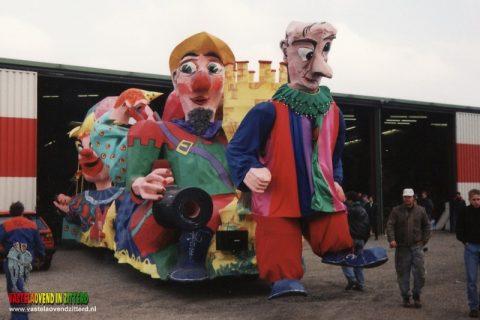 1994: Buurt Rondjom de Groote Kirk