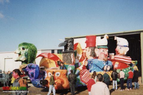 1995: Buurt Rondjom de Groote Kirk