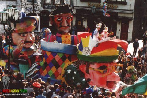 1995: Klup de Sjnaake