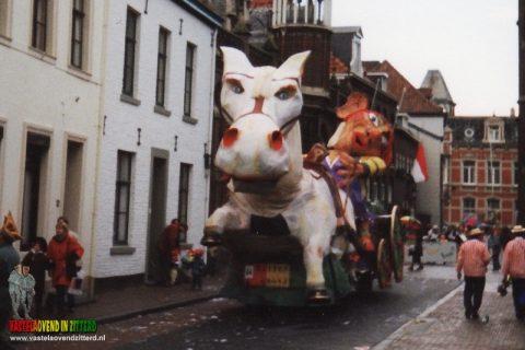 1995: Buurt Riekswaeg Zuid
