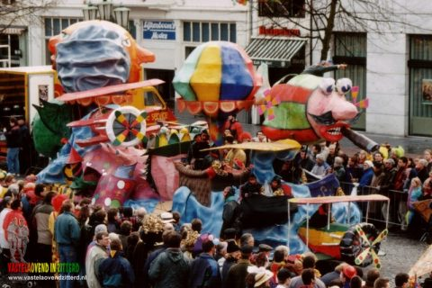 1996: Klup de Sjnaake
