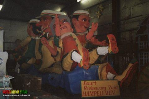 1996: Buurt Riekswaeg Zuid