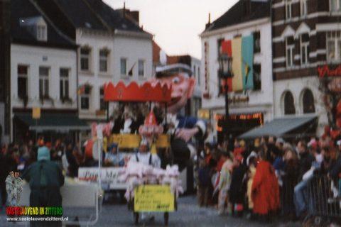 1996: Prinsegarde Zitterd