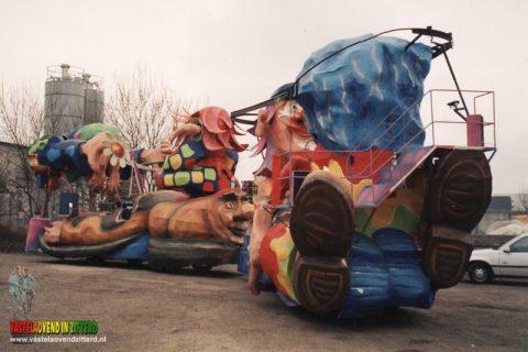 1998: Waageboewesj Buurt Sjteivig