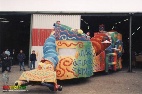 1998: Buurt Riekswaeg Zuid