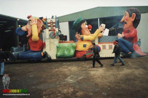 1999: Buurt Rondjom de Groote Kirk