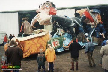 1999: Buurt Riekswaeg Noord
