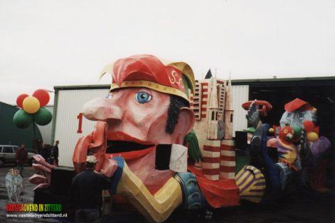2000: Buurt Rondjom de Groote Kirk