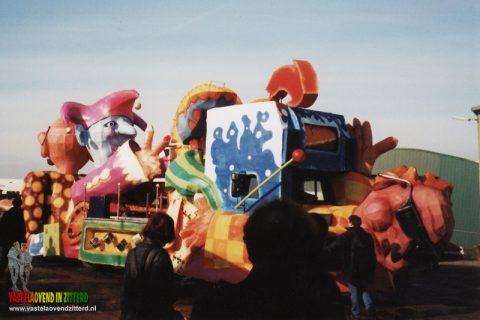 2000: Waageboewesj Buurt Sjteivig