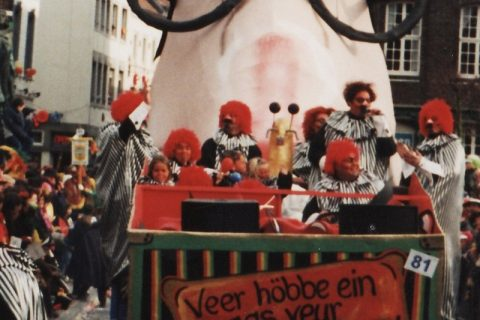 2000: Buurt Engelekampsjtraot