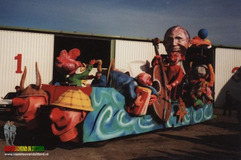 2001: Buurt Kolleberg