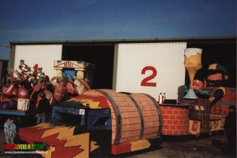 2001: Vastelaovesgekskes