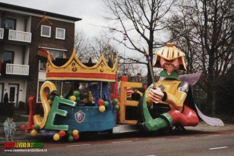 2002: Kraom, Sirk en anger Eelènj