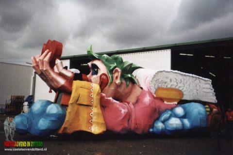 2003: Kraom, Sirk en anger Eelènj