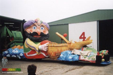 2004: Buurt Rondjom de Groote Kirk