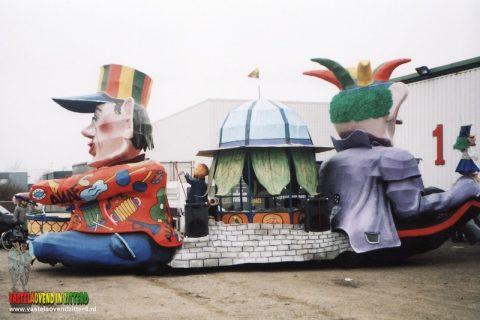 2004: Vastelaovesgekskes