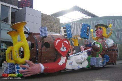 2008: Klup de Sjnaake
