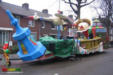2009: Buurt Rondjom de Groote Kirk