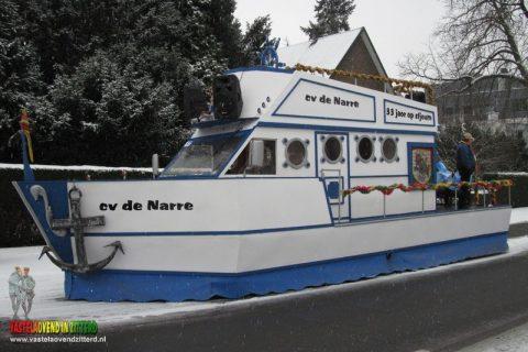 2010: CV de Narre
