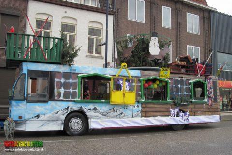 2012: Eine van Os