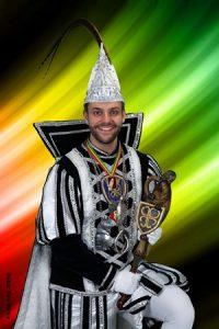 2020: Sjtadsprins Thierry I